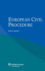 Civil Procedure in the European Union
