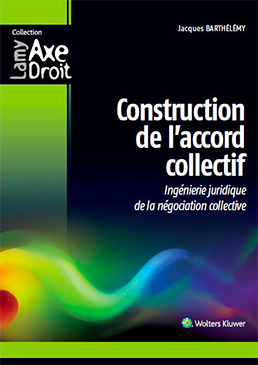 Construction de l'accord collectif