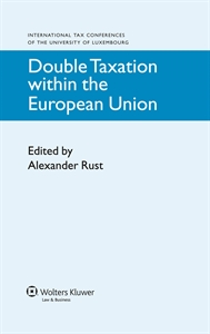 Double Taxation within the European Union