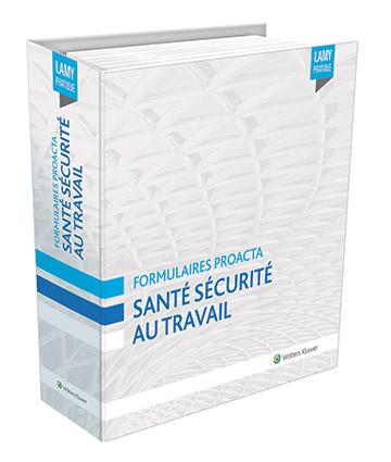 LAMY SANTE SECURITE AU TRAVAIL