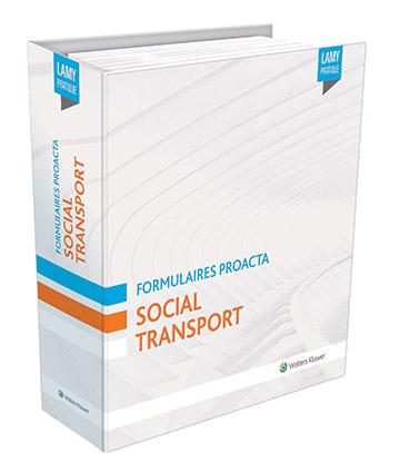 Formulaire commenté social transport