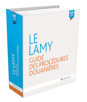 Guide des proc�dures douani�res
