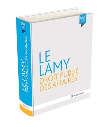 LAMY DROIT PUBLIC DES AFFAIRES