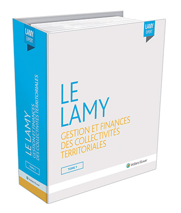 LAMY GESTION FINANCES COLLECTIVITES TERRITORIALES