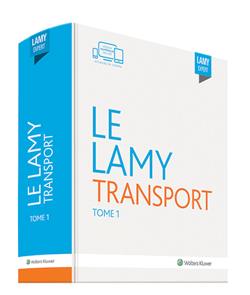Le Lamy Transport - Tome 1