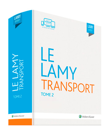 Le Lamy transport - tome 2