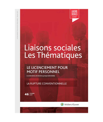 f57471eba82 Liaisons Sociales Les Thématiques - Le licenciement pour motif personnel