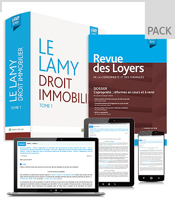 Pack droit immobilier - notaires