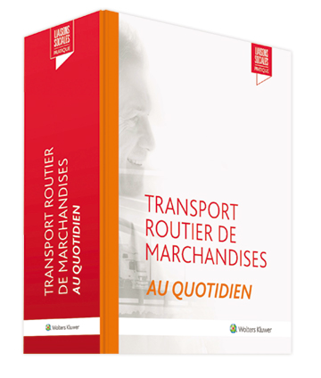 Transport routier de marchandises au quotidien